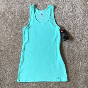 NWT Green Under Armour tank